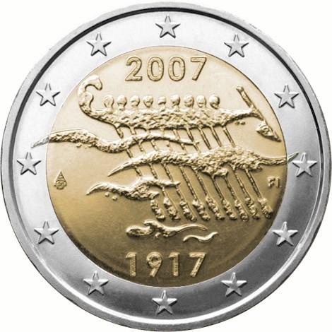 Sonderprägungen 2 Euro Münzen