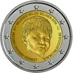 2 Euro Belgien 2016-2 Child Focus