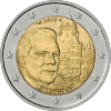 2 Euro Luxembourg 2008
