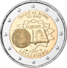 2 Euro Luxembourg 2007