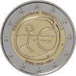 2 Euro Germany 2009