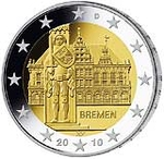 2 Euro Germany 2010
