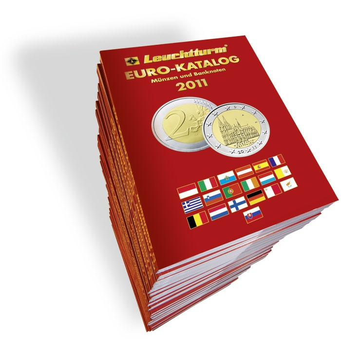 Lighthouse euro coin catalogue 2011