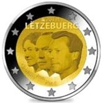 2 Euro Luxembourg 2011