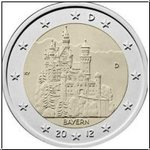 2 Euro Germany 2012 D