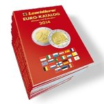Lighthouse euro coin catalogue 2014
