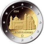 2 Euro Germany 2014 D