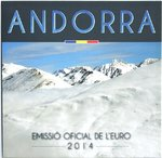 Andorra coin set
