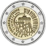 2 Euro Germany 2015 German Unity