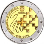 2 Euro Portugal 2015-1 Red Cross