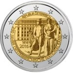 2 Euro Austria 2016 National Bank