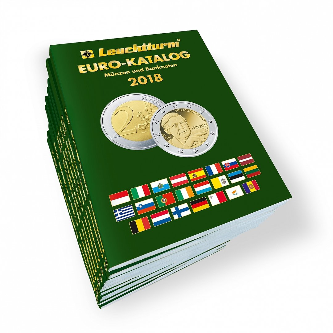 Lighthouse euro coin catalogue 2018