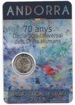 2 euro Andorra 2018-2 human rights
