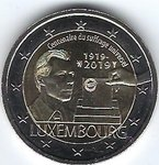 2 Euro Luxembourg 2019-2 voting right